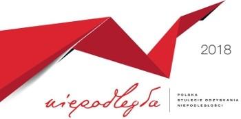Logo Niepodległa 2018